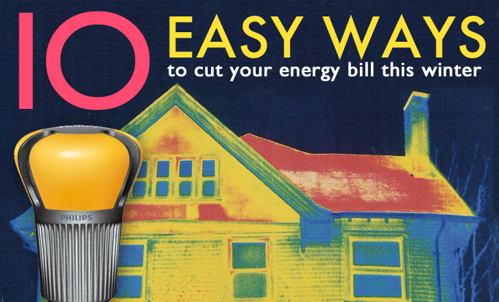 Help the environment while saving money on your power bills